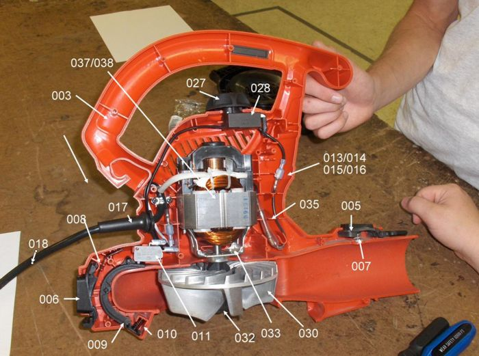 Sears Craftsman Chainsaw Parts Diagram Not Lossing Wiring Diagram