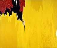 Clyfford Still - Untitled