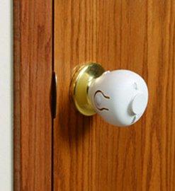 Babyproof door knob lock - DDL Wiki