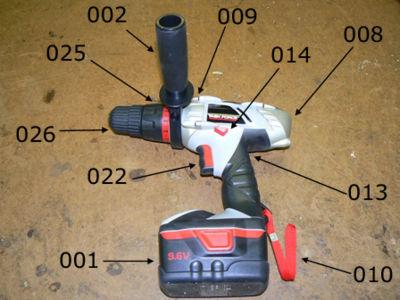 Cordless drill - DDL Wiki